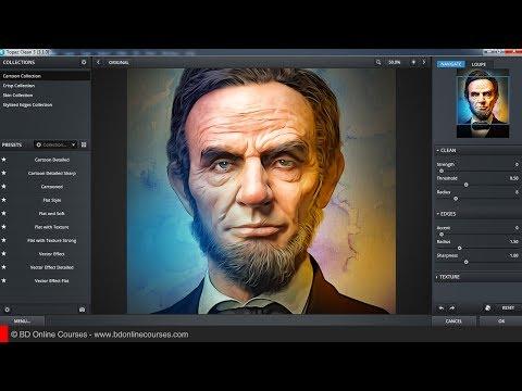 Topaz Clean Photoshop Plugins Tutorial  Lightroom   Photo Editing  Photoshop CC 2017 Software