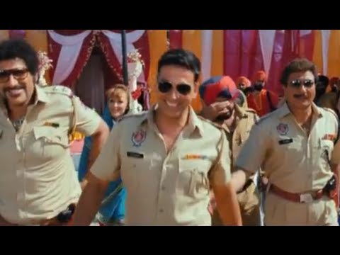 Khiladi 786 - Theatrical Trailer With English Subtitles Ft....