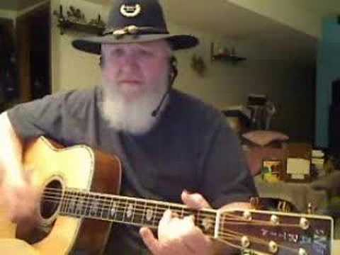 Tonight, The Bottle Let Me Down - A Merle Haggard Cover by Jeff Cooper Video