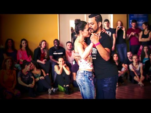 Carlos & Mirella - Samba de Gafieira - Mumuzinho - Curto Circuito - Amsterdam BDF 2017