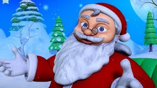 Christmas Aa Rha Hain , Santa Aa Rhe Hain | Hindi Rhymes for Children | Infobells