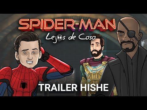Spider-Man Lejos de Casa HISHE Trailer (SPOILERS ENDGAME)