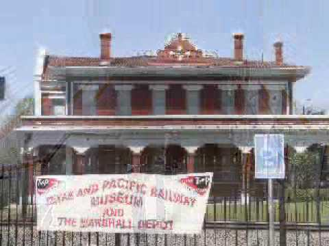 Texas & Pacific Museum and Depot: Marshall, TX