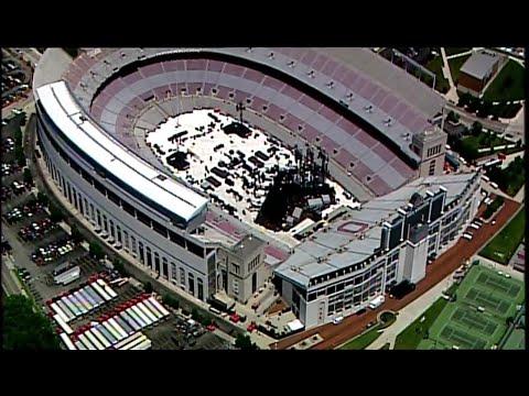 Ohio Stadium prepares for massive Taylor Swift concert