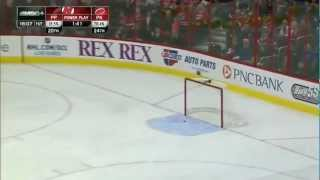 Martin Brodeur Goal (March 21 2013)