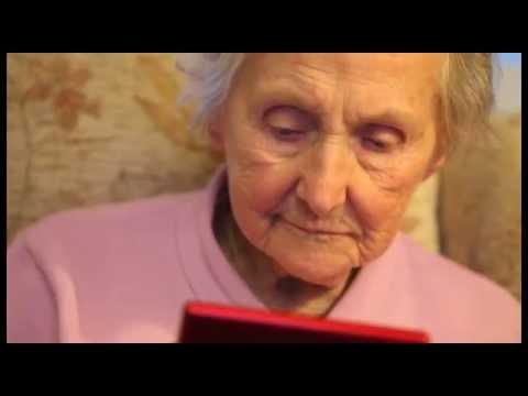 Mulher de 100 anos joga Nintendo DS todos os dias