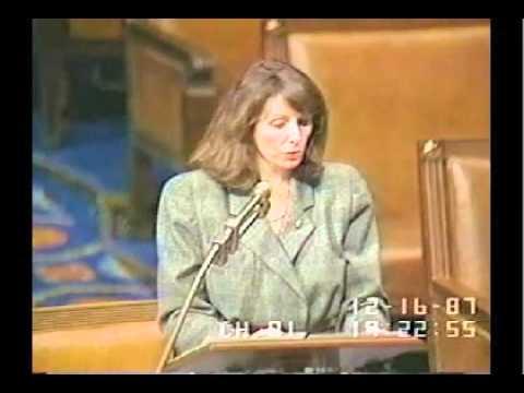 Nancy Pelosi 1987 On Afghanistan Youtube