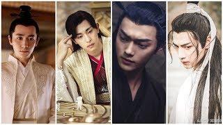 BXH Tứ đại mỹ nam phim cổ trang: Đặng Luân và Chu Nhất Long dẫn đầu