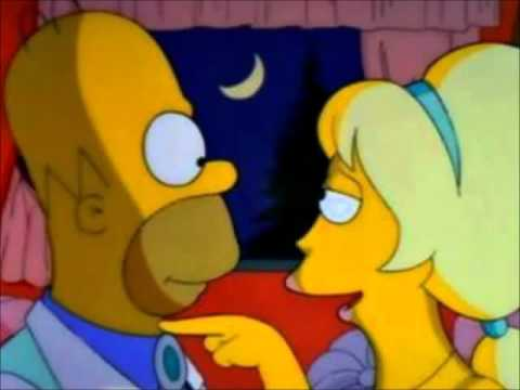 The Simpsons - Bunk With Me Tonight