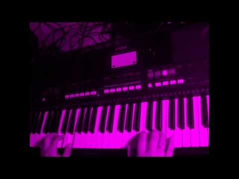 Митя Фомин - Всё будет хорошо (на синтезатореYamaha PSR E433)