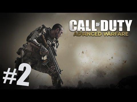 Прохождение Call of Duty: Advanced Warfare #2