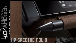 HP Spectre Folio Review:  Two Weeks as My Daily Driver