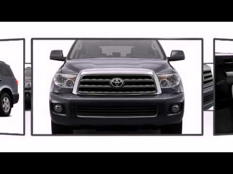 2014 Toyota Sequoia Video
