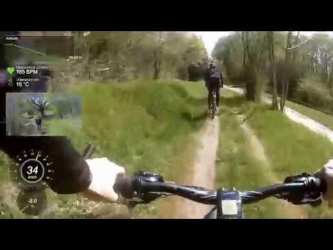 VTT - Ronde du Muguet 2016 - Marsat, Auvergne