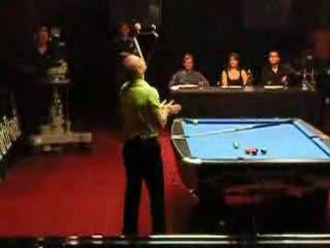 World Pool Trickshot Masters 2007