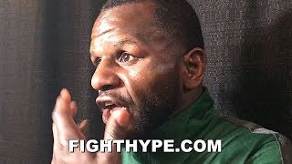 "HANK LUNDY EXPLAINS MIKEY GARCIA'S ""SHOCK YOUR BODY"" PROBLEM WITH SOUTHPAW ERROL SPENCE"
