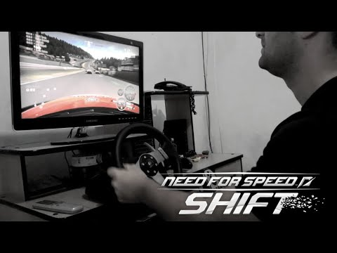 Shift com Logitech G27 - Ótima Combinação