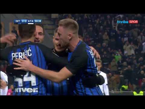 Serie A 13. Hafta | Inter 2-0 Atalanta Maç Özeti