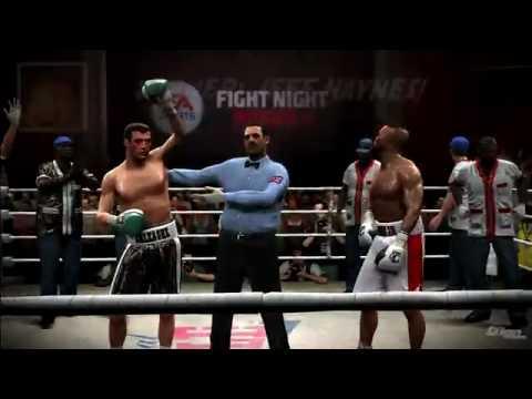 IGN Fight Night Round 4 Tournament. Pt. 1.flv