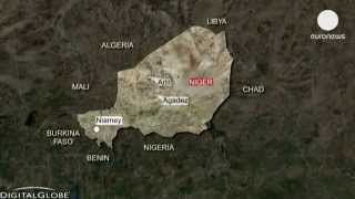 Two suicide bombers strike in northern Niger towns