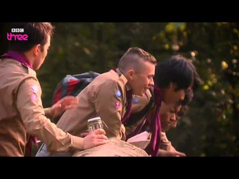 Scouting for Badges - Coming of Age Series 3 Episode 5, preview - BBC Three