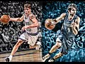 NBA Elites Part 1|Jason Williams vs. Ricky Rubio