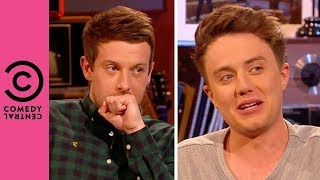 Roman Kemp's Most Awkward Interview With Jennifer Lawrence | The Chris Ramsey Show
