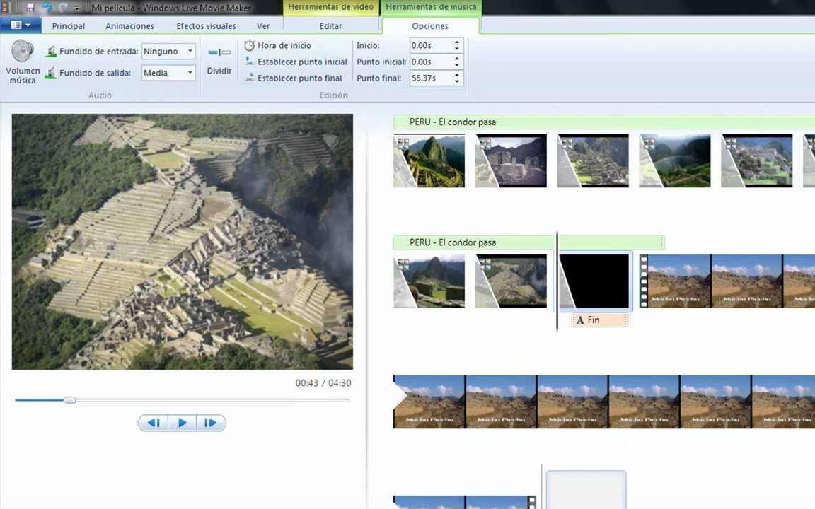 Tutorial - Windows Live Movie Maker - YouTube