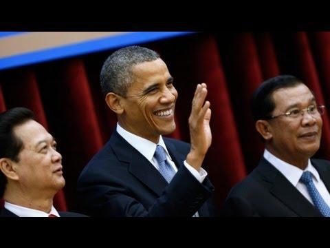 Obama pivoting in Asia