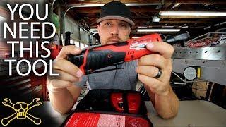 You Need This Tool - Episode 77 | Milwaukee Cordless Ratchet Kit