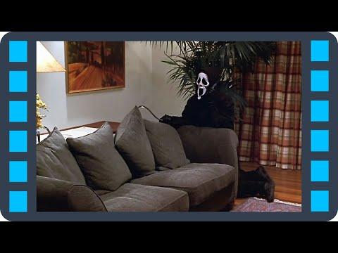 Scary movie hotel