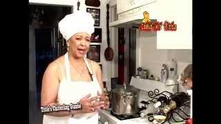 """""""Cookin'Wit'Tittle-Bon appetite',Let's Eat""""(R)Tittle's Chitterling Gumbo"""