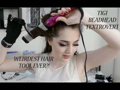 Weirdest hair tool EVER?!
