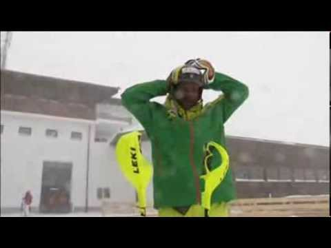 Can Jamaican Skier Qualify for Sochi Winter Olympics?