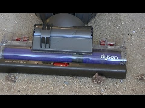 Dyson DC40 (2015) Vacuum Cleaner Demonstration & Review