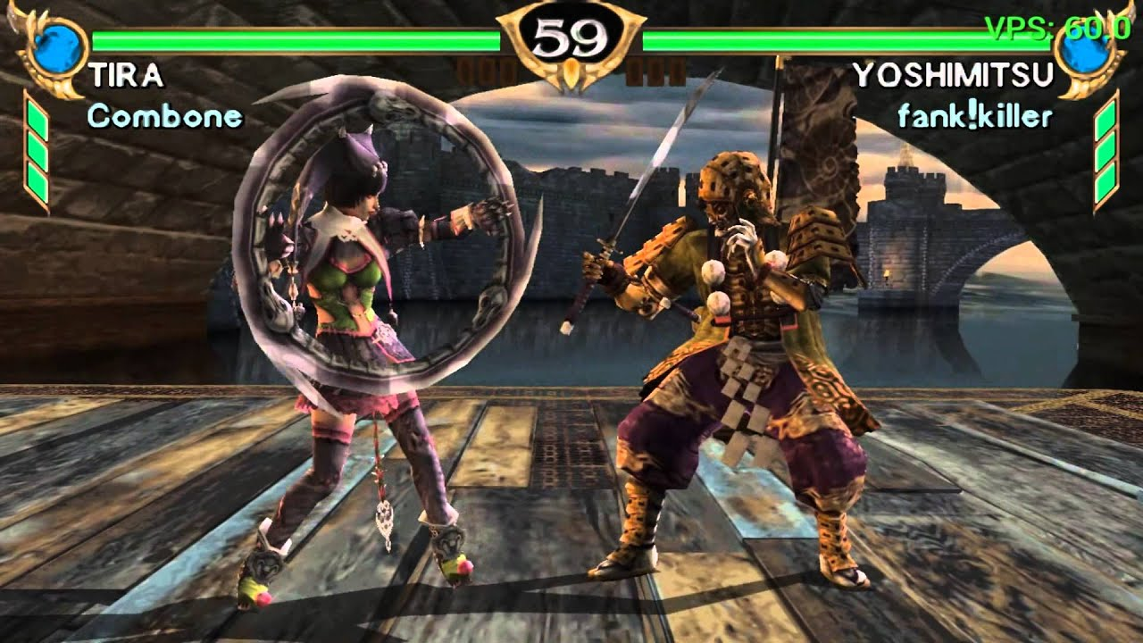 Soul calibur broken destiny how to get  sexy pussies