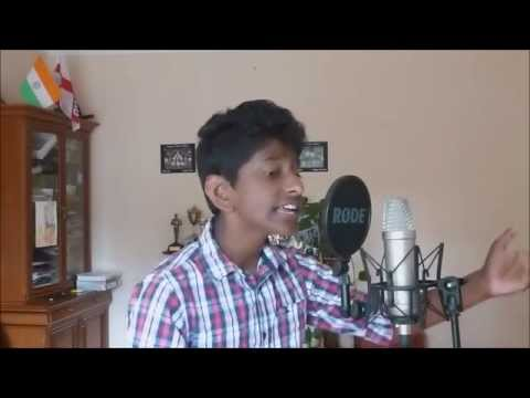 Theradi Veethiyil By Alan Philip (cover) video