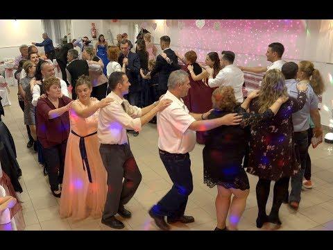 Mulassunk:25 perc tánc vacsora után Kinga és Nándi esküvőjén/Élő János/