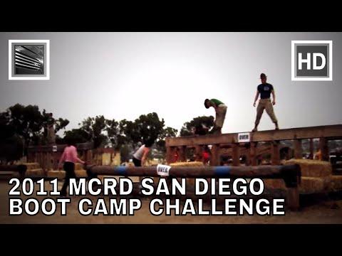 2011 MCRD San Diego Boot Camp Challenge