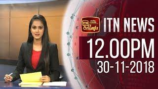 ITN News 2018-11-30 | 12.00 PM