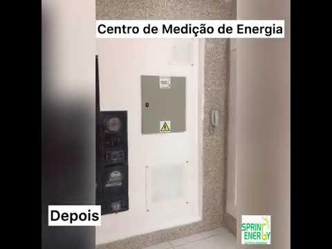 EDIFÍCIO GUARUBA - ADEQUAÇÃO ELÉTRICA - SPRING ENERGY