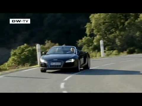 am start: Audi R8 Spyder | motor mobil
