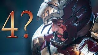 [Robert Downey Jr Hints At Iron Man 4 Return] Video