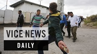 VICE News Daily: ?Increased ?Jail Time For Stone-Throwing Palestinians