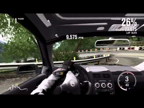 Forza Motorsport 4: Fujimi Score Attack (Drift) Lexus IS300 - Episode 1