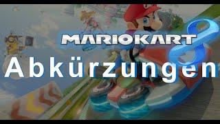 Mario Kart 8 Abkürzungen - neue Strecken