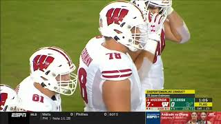 2019 - Wisconsin Badgers vs USF Bulls (1st half only)