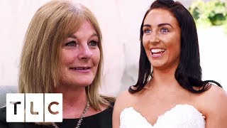 Battling With Mum Over Different Dress Styles | Say Yes To The Dress UK