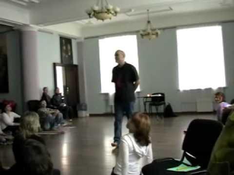 1 1   Илья Беляев  Тренинг в СПб  27 марта 2010  Часть 1