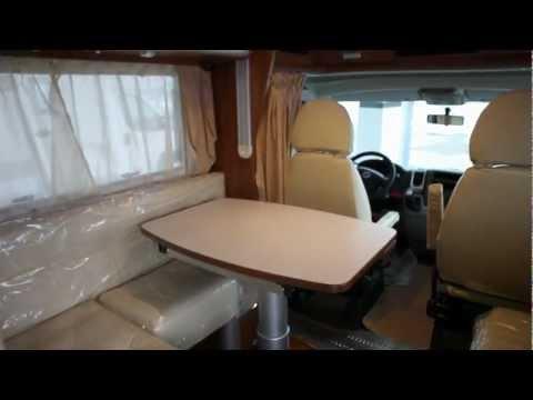 Обзор автодома VIP класса - Laika KREOS 5010